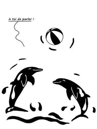 dauphin-ballon