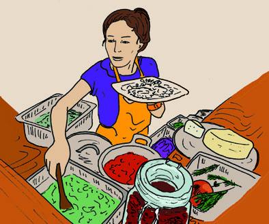 cuisine coueur