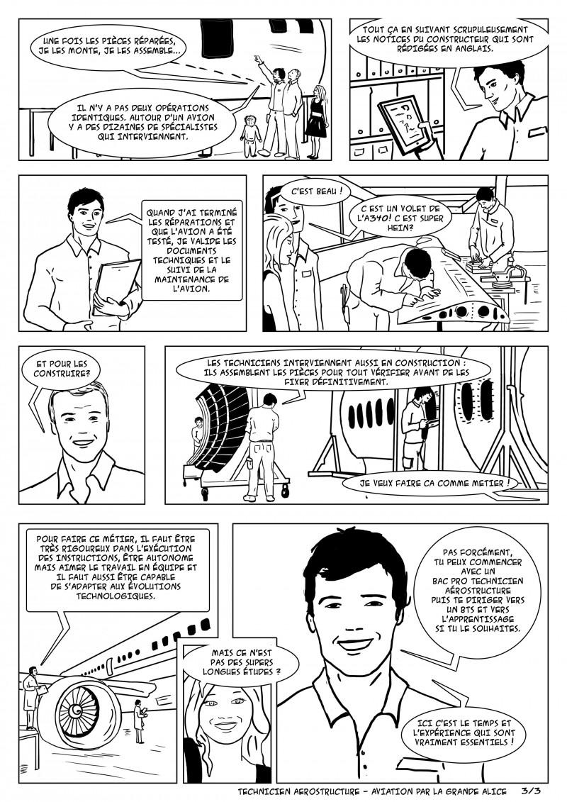 technicien aero3